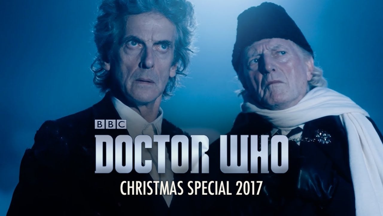 Doctor Who 2017 Christmas Special Trailer Released