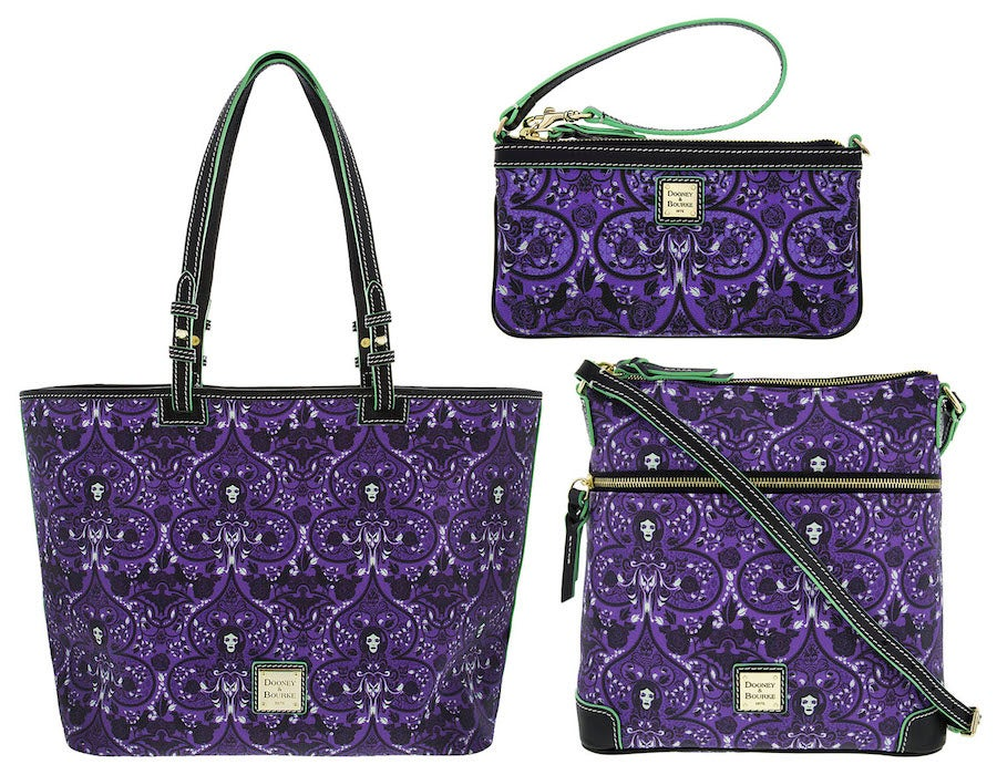 Dooney Amp Bourke Unveils A Madame Leota Haunted Mansion Bag Collection