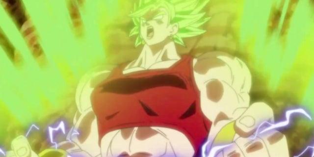 dragon ball super kale
