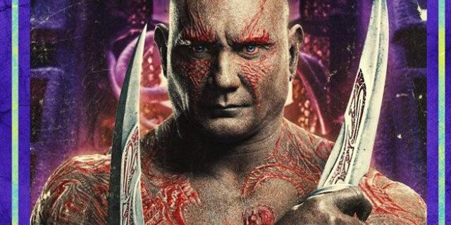 Drax Avengers Infinity War