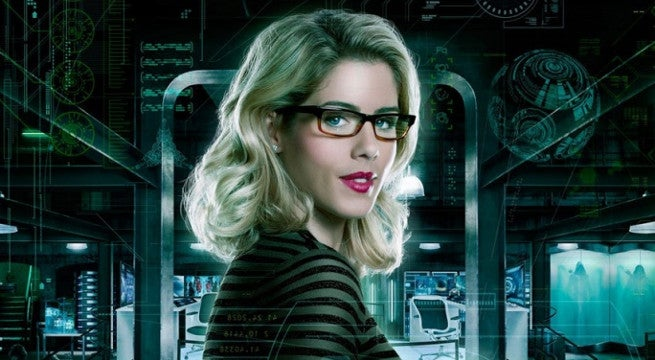 Emily Bett Rickards Felicity Smoak Arrow
