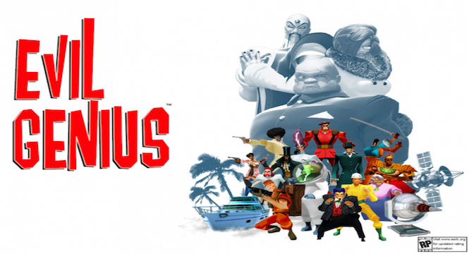 Rebellion announces Evil Genius 2