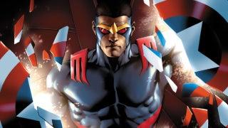 Falcon Marvel Legacy