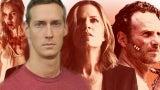 Fear the Walking Dead and The Walking Dead Comic-Con Tribute John Bernecker