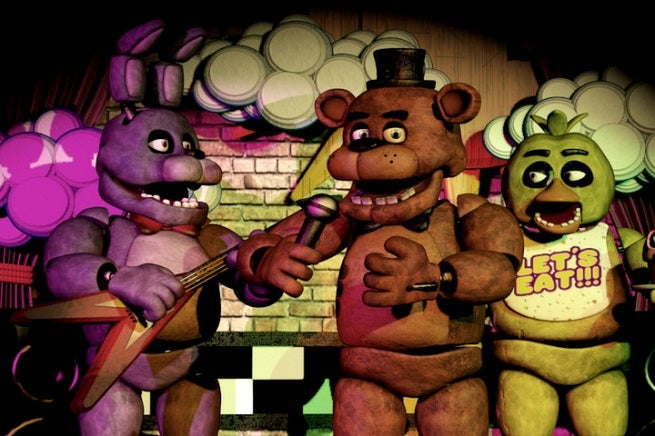 Group Announcements :: Five Nights at Freddy's: Sister Location