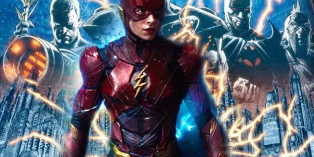 Flaspoint Movie Justice League Batman v Superman Connections DCEU