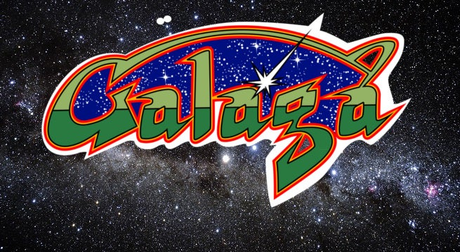 galaga animated series in the works