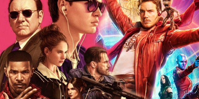 guardians of the galaxy vol 2 baby driver