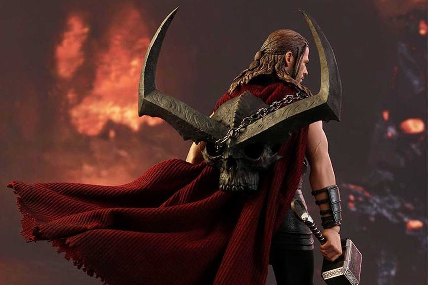 New Thor: Ragnarok Figure May Give Away A Major Movie Spoiler