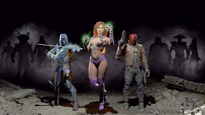 injustice 2 shadows