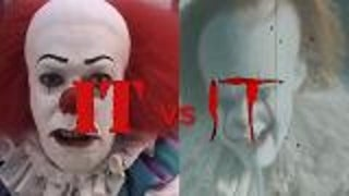 IT Movie Comparison - Old vs New screen capture