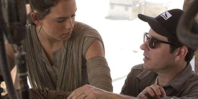 J.J. Abrams Star Wars Monopoly Rey