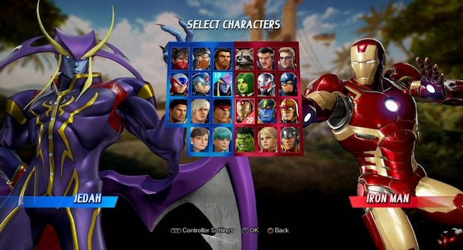 Darkstalkers' Jedah confirmed for Marvel vs. Capcom: Infinite - here's our first look