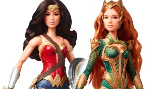 justice league barbies