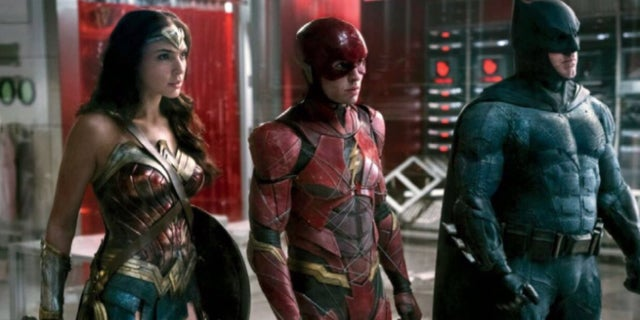 Justice League Movie Image - Star Labs
