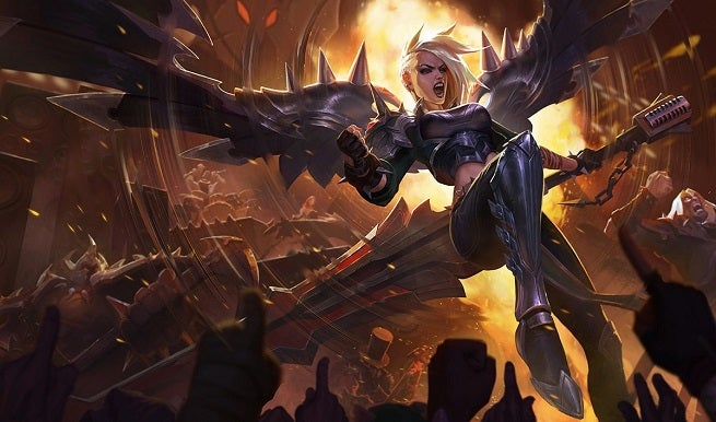 League Of Legends Reveals New Arcade Map And Pentakill, Battle Boss ...