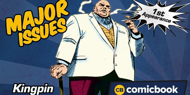 Kingpin's First Appearance - Major Issues screen capture