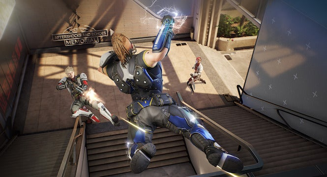The final LawBreakers open beta runs this weekend
