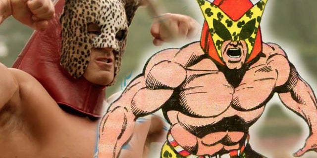 legends of tomorrow b'wana beast