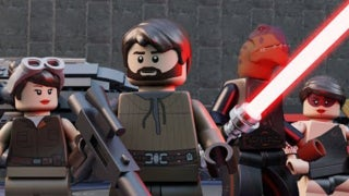 LEGO Star Wars Jedi Knight Fan Movie