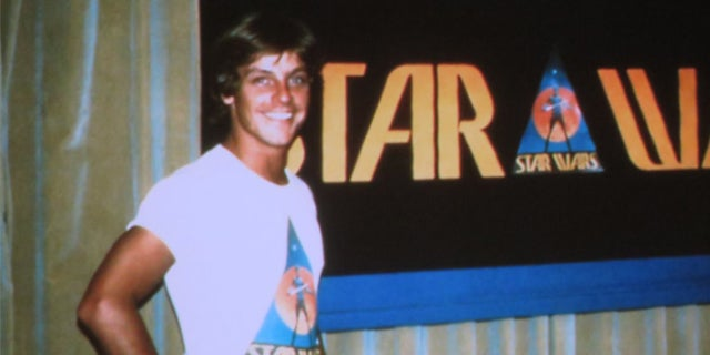 mark hamill star wars sdcc 1976