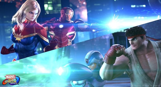 Marvel vs. Capcom: Infinite's Final Two Infinity Stones May Have Been Revealed