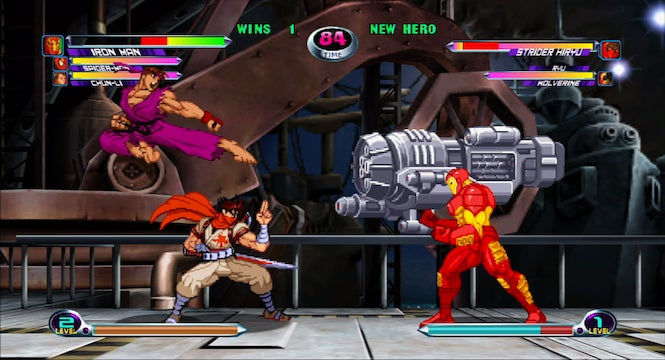 Now's The Time For A Marvel Vs  Capcom Anthology, And Here's Why