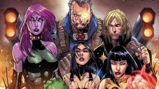 Marvel Legacy October