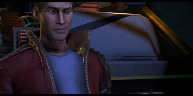 Marvel's Guardians of the Galaxy: The Telltale Series - EPISODE TWO TRAILER screen capture