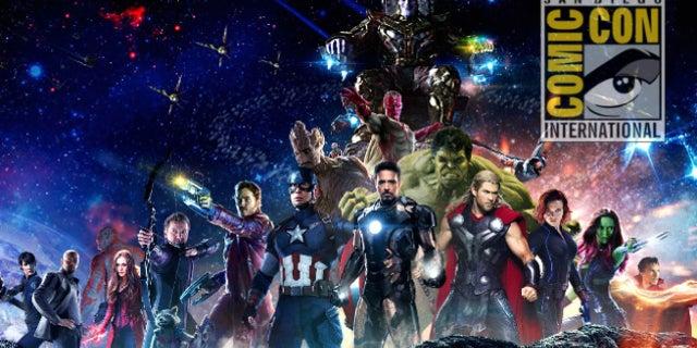 Marvel Studios Panel Comic-Con 2017 Hall H