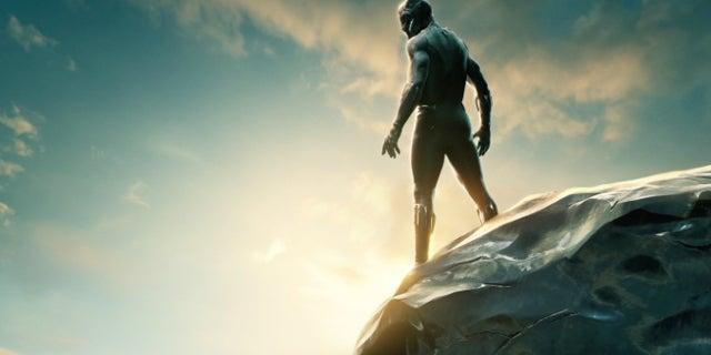 Marvel's Black Panther SDCC