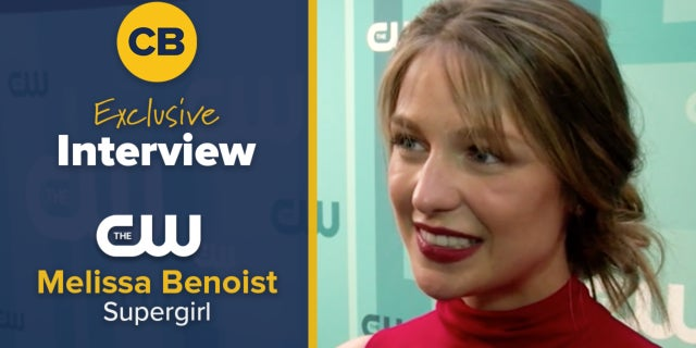 Melissa Benoist Talks Supergirl Season 2 Finale screen capture