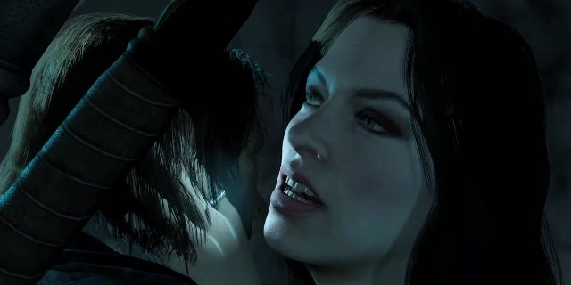 Middle-earth: Shadow of War Shelob Reveal Trailer WWG screen capture