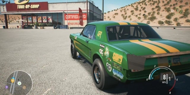 Need for Speed Payback Customization Trailer WWG screen capture