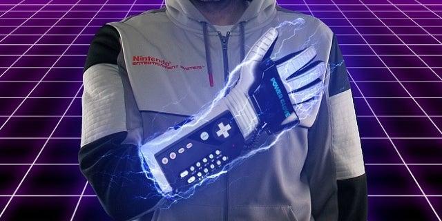 NES hoodie