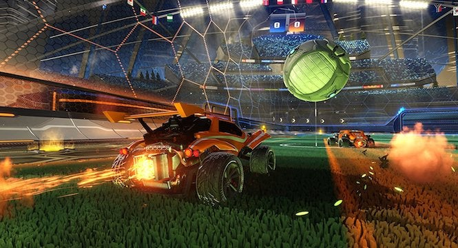 Rocket League Introduces New Map and Additional Content With Latest Free Update