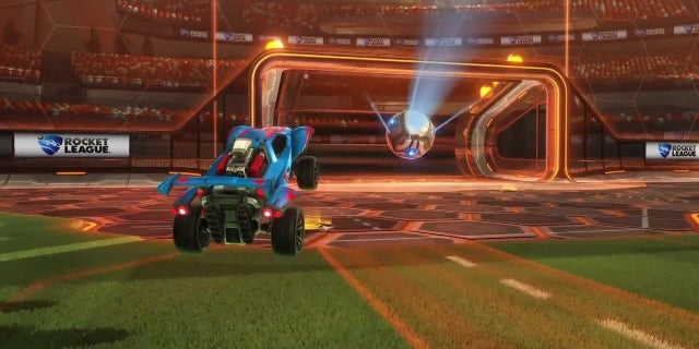 Rocket League - Nintendo Switch Trailer screen capture