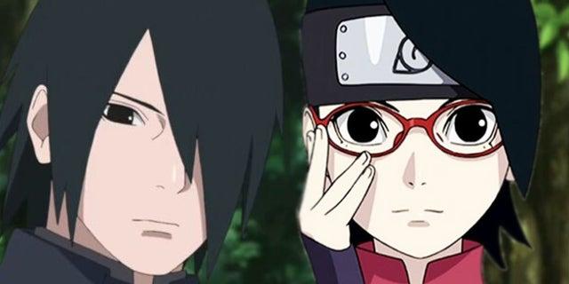 sasuke sarada