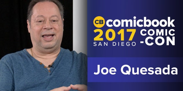 SDCC Exclusive Interview: Joe Quesada screen capture