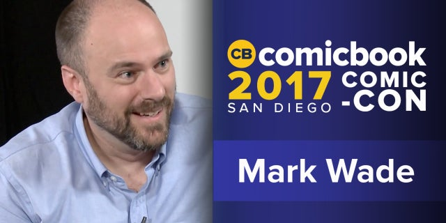 SDCC Exclusive Interview: Tom King screen capture
