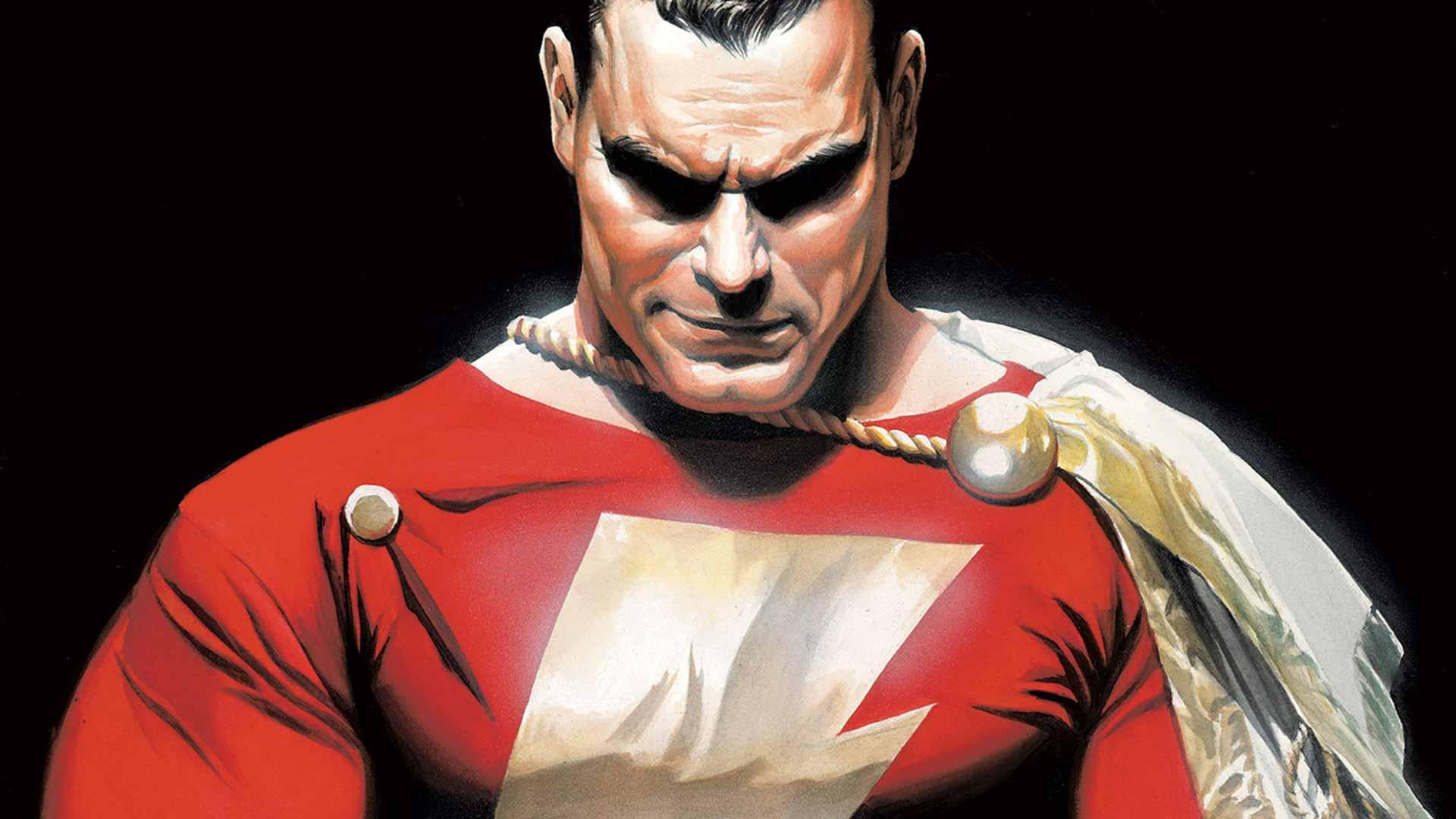 Shazam Director Trolls Fans Over Heros Costume Concept Art