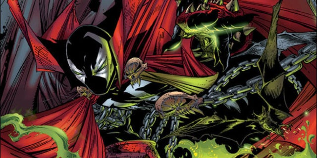 Spawn Won't Say A Word In His Entire Movie