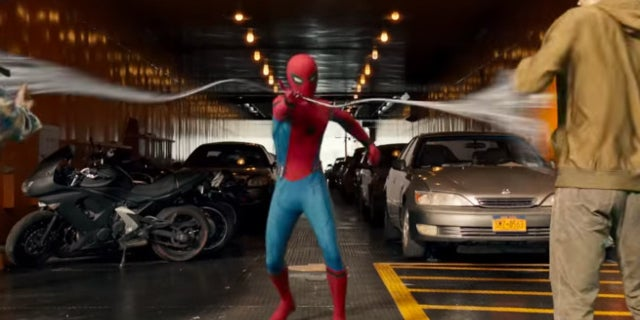 spider-man homecoming flaw director jon watts ferry cars