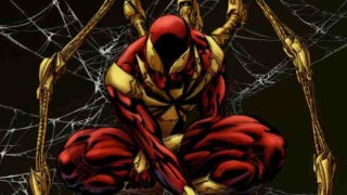 Spider-Man Homecoming Iron Spider Costume