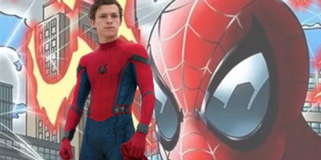 Spider-Man Homecoming Spider Sense