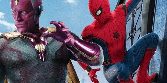 spider man vision jocasta