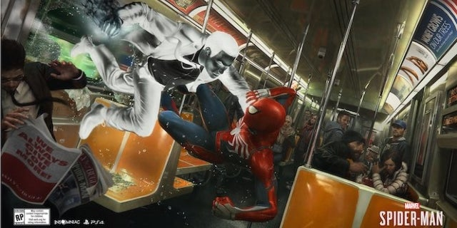 New Spider-Man PS4 Details Emerge At San Diego Comic-Con