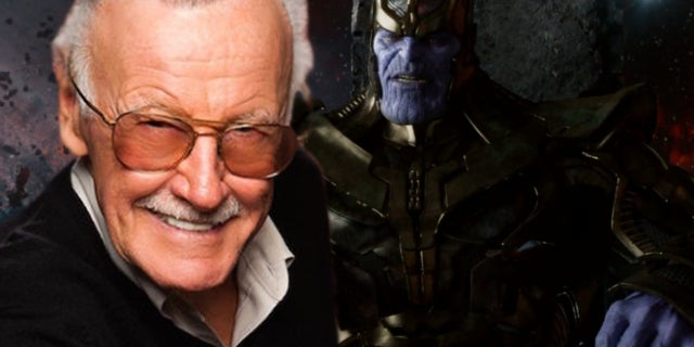 stan lee avengers infinity war