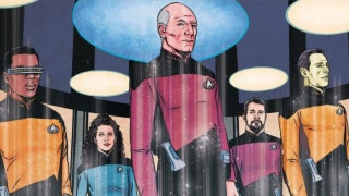 Star Trek Comics October