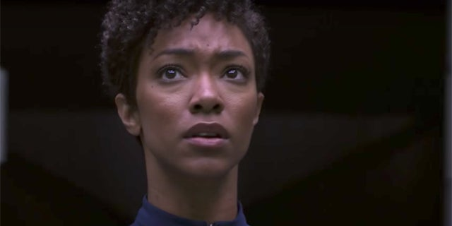 New Star Trek Discovery Trailer Premieres at SDCC